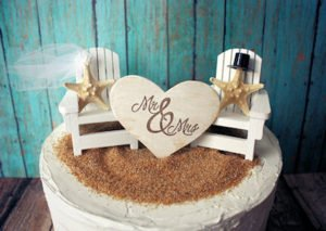 Beach wedding cake ideas junglespirit Choice Image