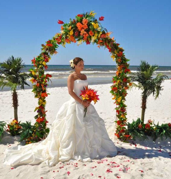 Beach Wedding Decorations Ideas: Florida Beach Wedding Decorating Ideas
