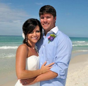 Navarre Beach Weddings Are Magical