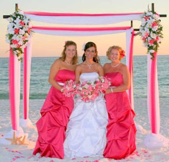 Panama City Beach Fl Is A Por Place For Affordable Weddings In Florida