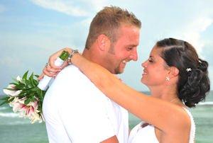 One Of Our Favorite Beaches In Florida Is Perdido Key So When We Got Engaged And Decided To Do A Beach Wedding Knew That It Was Going Take Place