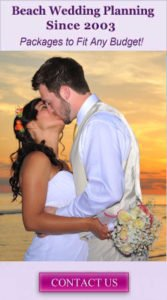 Florida's Emerald Coast Beach Wedding Planner since 2003