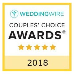 Sugar Beach Weddings - 2017 Wedding Wire Awards
